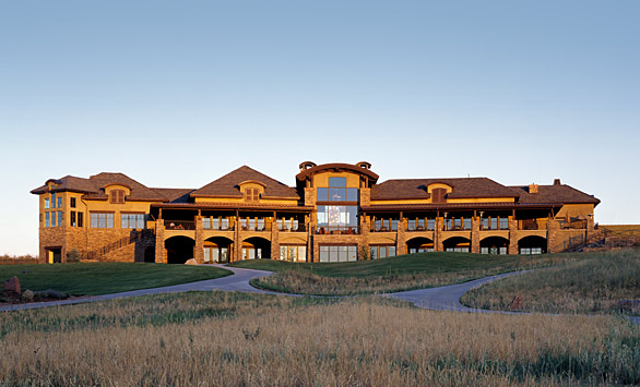 Pradera community center marsh associates inc for Clubhouse architecture design