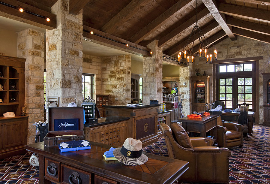 Cordillera Ranch Marsh Associates Inc Golf Country Club Architects Interior Design