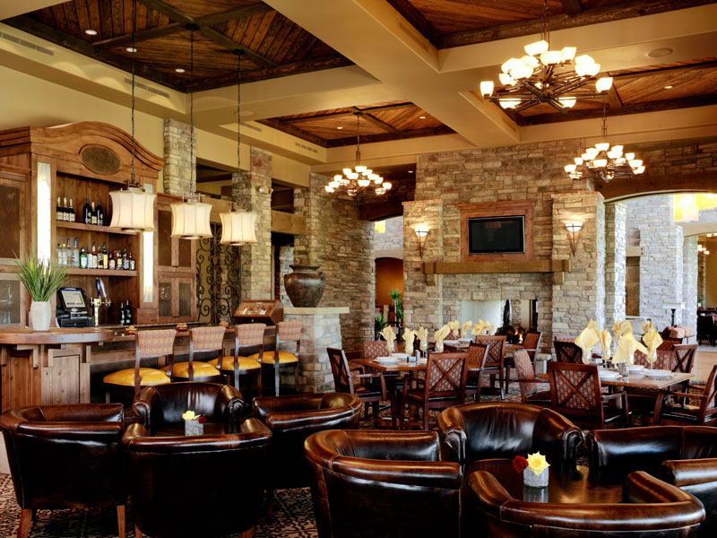 The Club At Pradera Marsh Associates Inc Golf Country Club Architects Interior Design
