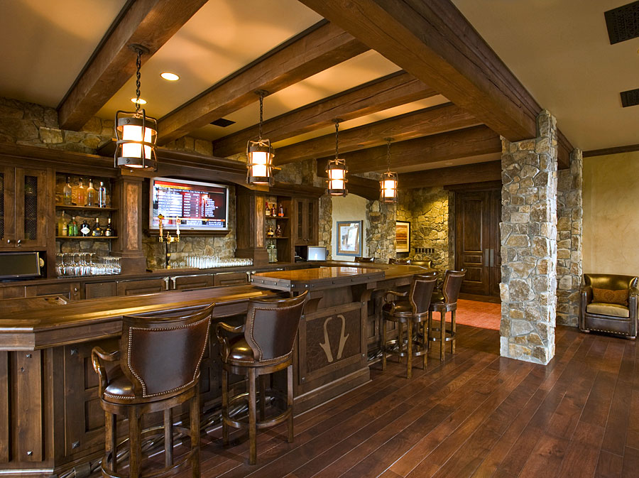 Pronghorn Club Resort Marsh Associates Inc Golf Country Club Architects Interior