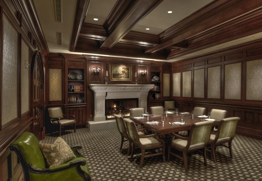 Dallas Country Club Marsh Associates Inc Golf