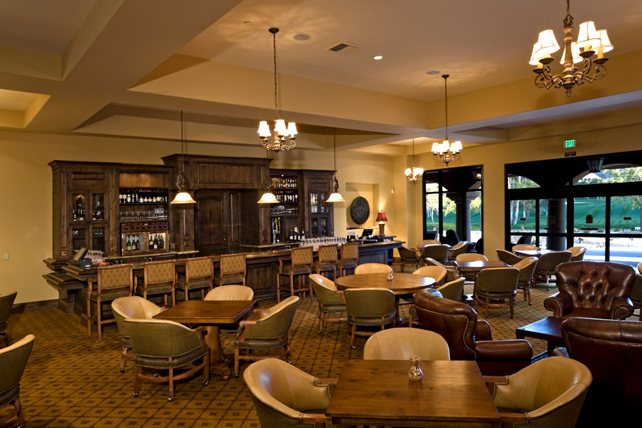 Ironwood Country Club Marsh Associates Inc Golf Country Club Architects Interior Design