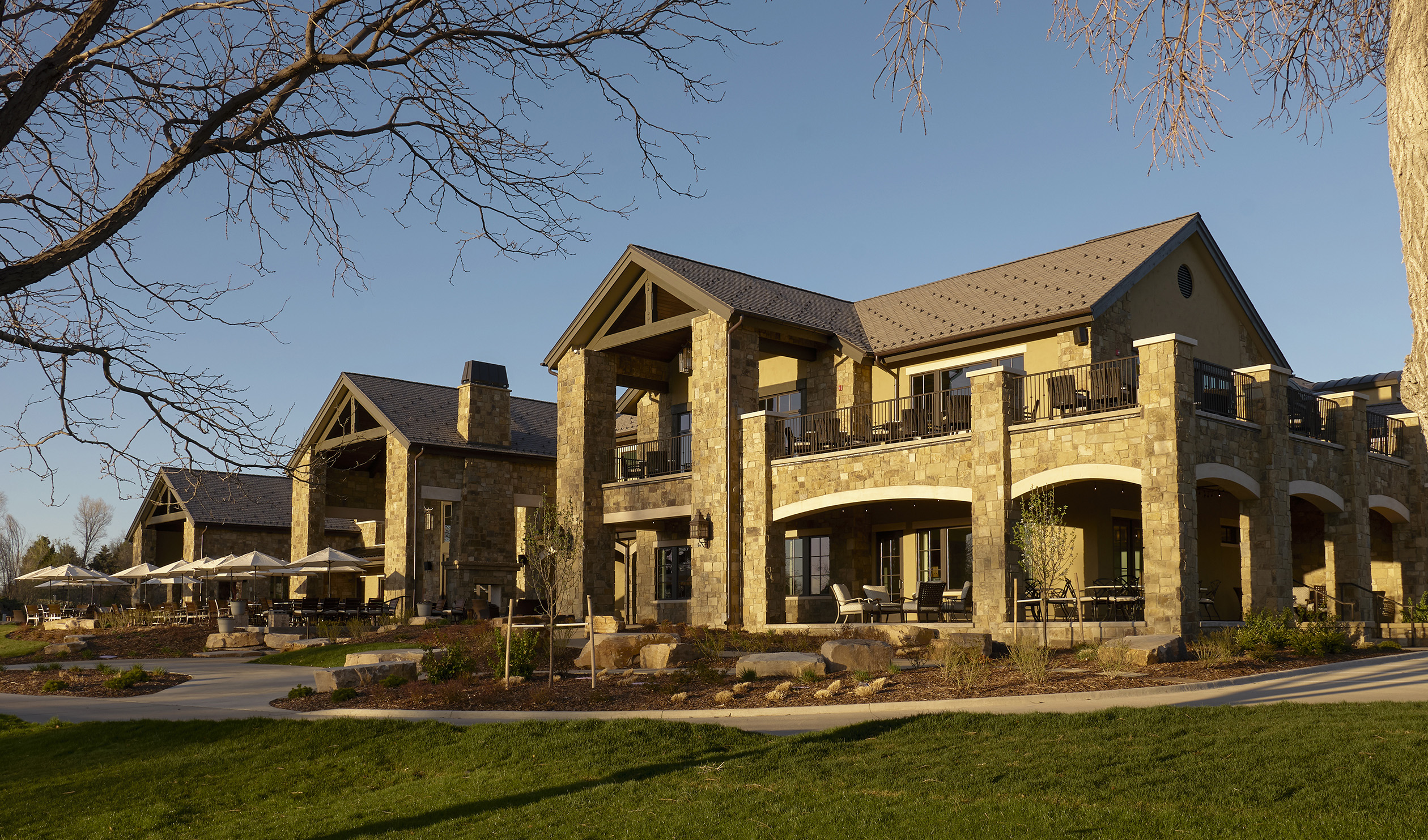 Golf & country club architecture tips